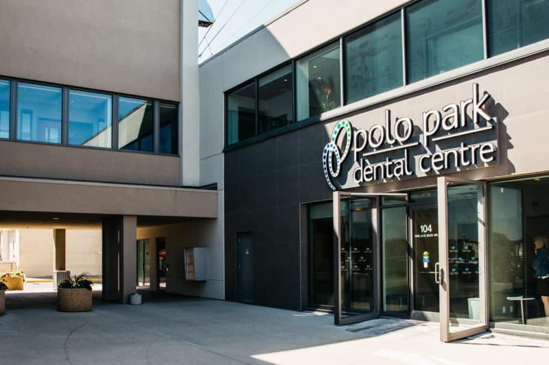 PoloPark Dental Centre's convenient location