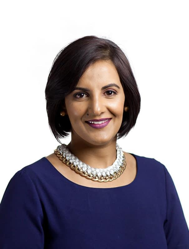 Headshot Huma Rohan