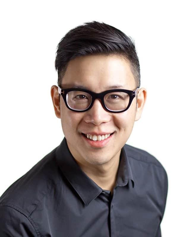 Headshot Laurence Lau